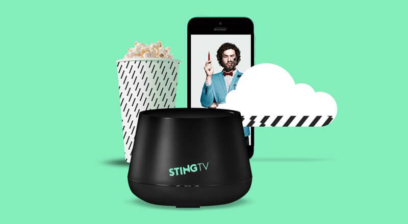 STINGTV Box סטרימר שהופך כל טלוויזיה לחכמה