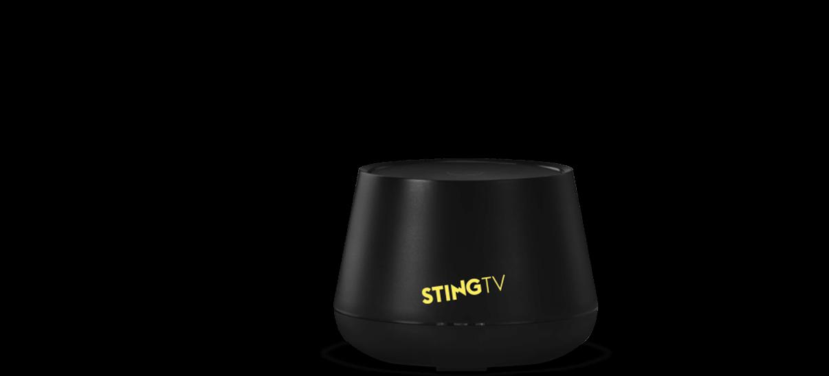 סטרימר STINGTV Box מבית STINGTV