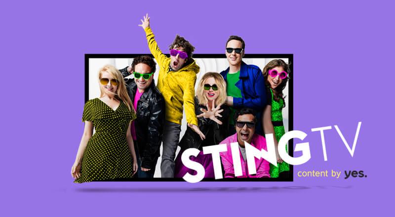 חבילות טלוויזיה מבית STINGTV