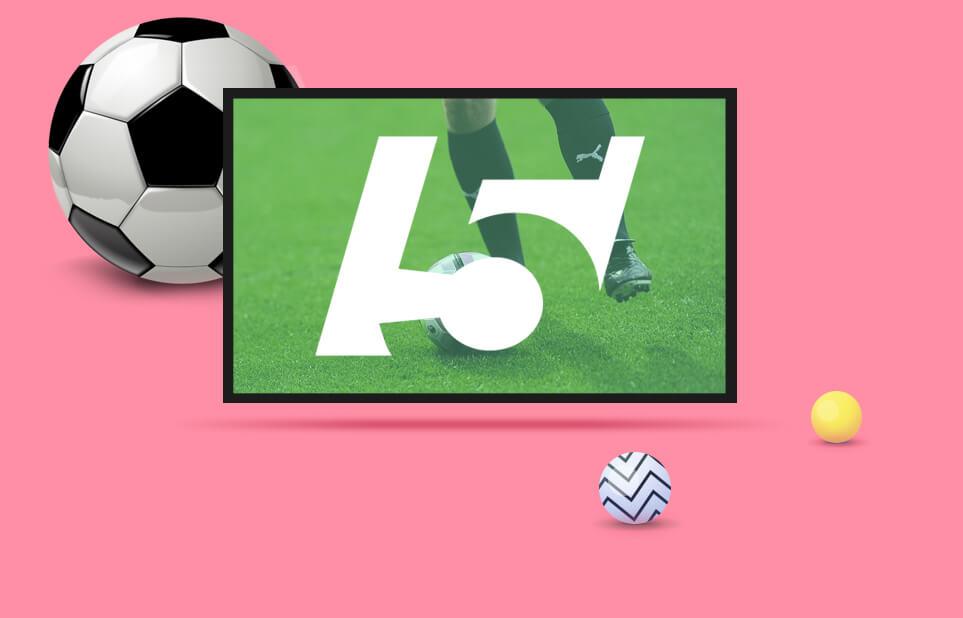 חגיגת ספורט 5 ב-STINGTV
