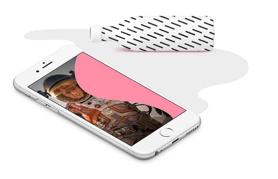 אפליקציה לשליטה בסטרימר מהסמארטפון