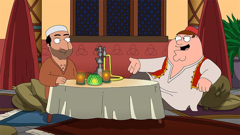 איש משפחה, Family Guy, פאמילי גאי | עונה 11