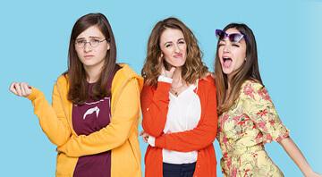 האחיות המוצלחות שלי - עונה 3, עכשיו ב-STINGTV