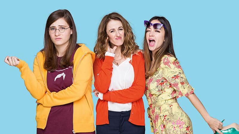 האחיות המוצלחות שלי - עונה 3