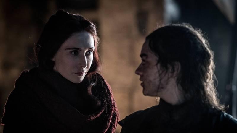 מליסנדרה | Helen Sloan/HBO