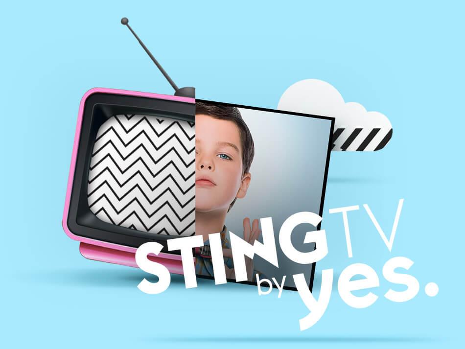 STINGTV | סטינג טי וי | שלדון הצעיר