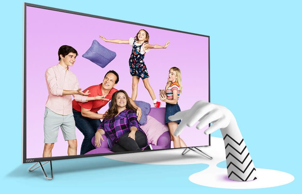 אמא אמריקאית - עונה 3 - עכשיו ב STINGTV