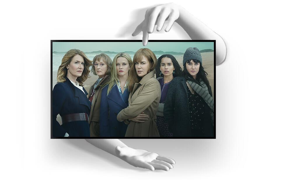שקרים קטנים גדולים - עונה 2 - עכשיו ב STINGTV
