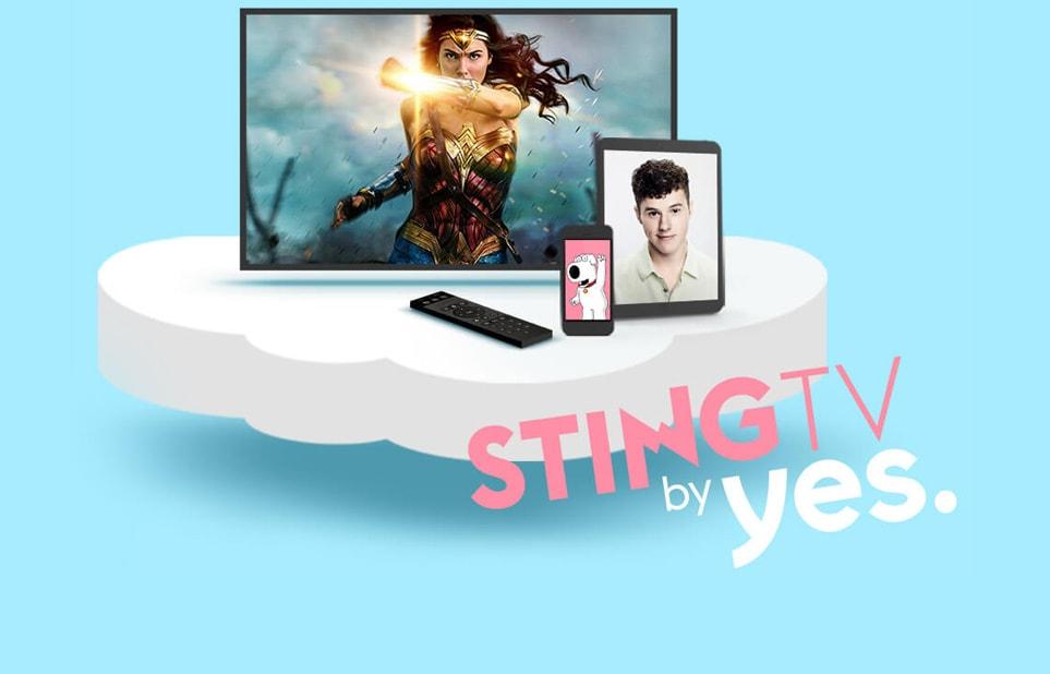 חבילת הטלוויזיה המשתלמת ביותר מבית STINGTV