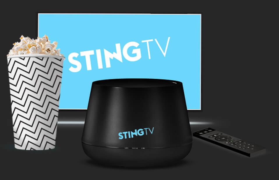 STINGTV Box סטרימר מתקדם